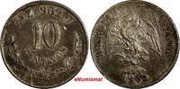 50 Centavos 1942 World Coins Bolivia Bronz...