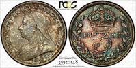 Ore 1859 World Coins Sweden Oscar I Silver...