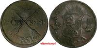 2 Centavos 1948 World Coins Peru Bronze 19...