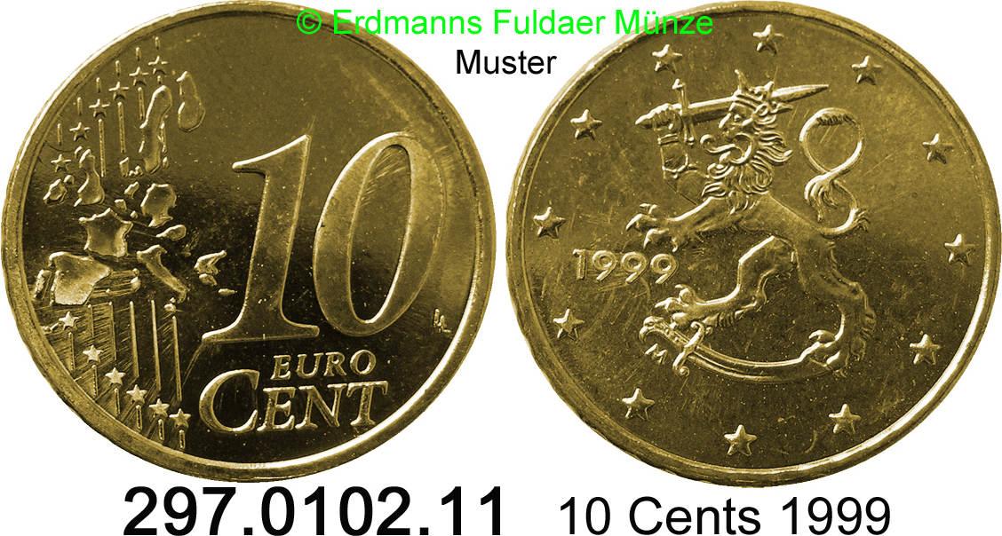 10 Cent 1999 Finnland 108 Km101 297010211 Spl Ma Shops