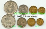 4 Werte 1977 / 1979 Egypt Ägypten *173 - *177 Kursmünzensatz . 271.0627... 27,00 EUR  +  8,95 EUR shipping