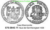 1000 Escudos 1998 Portugal *217 Barmherzigkeit . 579.0840.11 unc  22,00 EUR  +  8,95 EUR shipping