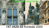 3,88 Euro 2005 Belgien Kursmünzensatz . 147.0429.55 unc / BU  27,00 EUR  +  8,95 EUR shipping