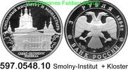 3 Rubel 1994 Russland *378 KMY513 Smolny-Institut und Kloster . 597.054... 43,75 EUR  +  8,95 EUR shipping