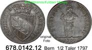 1/2 Taler 1797 Schweiz Bern Stadt Respublica Bernensis gutes vz  320,00 EUR  +  8,95 EUR shipping