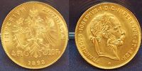 4 Florin 10 Franken 1892 1892 Deutschland ...
