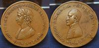5 Kopeken 1764 / 1 Taler 1764/1812 Russlan...