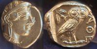 Tetradrachme 449-400 Antikes Griechenland ...