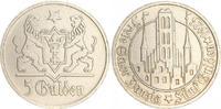 5 Gulden 1923 Polen / Danzig Polen / Danzig 5 Gulden 1923  vz + vz+  475,00 EUR  +  8,95 EUR shipping