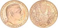 Hindenburg-Medaille, Silber 1927 D Deutsch...