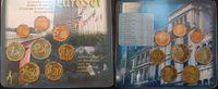 Offizieller Kursmünzensatz 2002 mit fals 2...