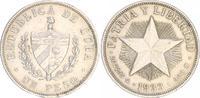 1 Peso 1933 Cuba Cuba 1 Peso 1933, ss-vz s...