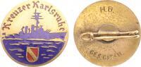 Traditionsabzeichen Kreuzer Karlsruhe 1927...