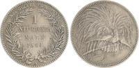 1 Mark 1891 A Kolonien / Neuguinea Deutsch...