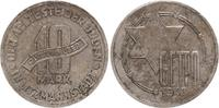 10 Mark 1943 Deutschland / Polen / Getto L...