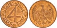 4 Pfennig 1932 E Weimar Weimar, J.315 4 Re...