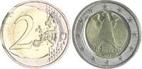 2 Euro Deutschland, Pille versetzt 2014 D ...