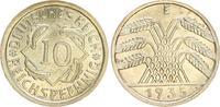 10 Pfennig 1935 E Deutschland / WEIMAR WEI...