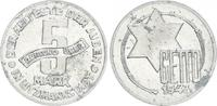 5 Mark 1943 Deutschland / Polen / Getto Li...