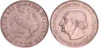 1 Billion Mark 1923 Nebengebiete / Westfal...