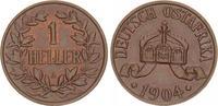 1 Heller 1904A Kolonien Deutsch-Ostafrika ...