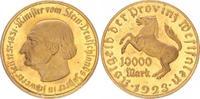 10000 Mark 1923 Nebengebiete / Westfalen W...