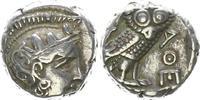 Tetradrachme ca. 350-295 Antikes Griechenl...