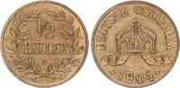 1/2 Heller 1904 A Kolonien Deutsch-Ostafri...