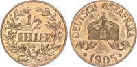 1/2 Heller 1905 J Kolonien Deutsch-Ostafri...