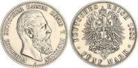5 Mark 1888 A Deutschland / Kaiserreich / ...