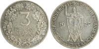 3 Mark 1925 G Deutschland / WEIMAR WEIMAR ...