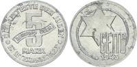 5 Mark 1943 Deutschland / Polen / Getto Li...