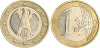 "1 Euro Probe ""drehende Sterne"" 2..."