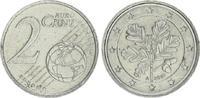 2 Cent Fehlprägung auf Eisenronde 2006A  D...