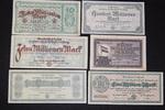 Notgeld Hamburg 1923 Deutschland/ Weimar W...
