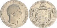 Preußen/Hohenzollern 2 Taler Preußen Doppeltaler, Friedrich Wilhelm IV. 1842 A s-ss