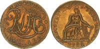 1/2 Penny 1792 Irland, Dublin Irland, Dubl...