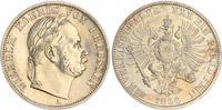 1 Vereinstaler 1861 1866A Preußen Preußen ...
