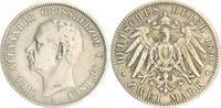 2 Mark 1892A Deutschland / Sachsen-Weimar-...