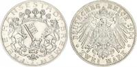 2 Mark 1904 J Kaiserreich / Bremen Kaiserr...