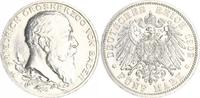 5 Mark Baden 1902A Deutschland / Kaiserreich / Baden Baden 5 Mark 1902 ... 195,00 EUR  +  7,50 EUR shipping