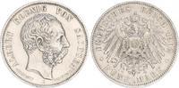 5 Mark 1902E Sachsen 5 Mark Silber 1902E Sachsen Albert auf den Tod  ss... 135,00 EUR  +  7,50 EUR shipping