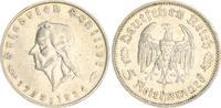 5 Mark Schiller 1934F 3. Reich 3. Reich, 5 Mark Schiller, 1934F ss  175,00 EUR  +  7,50 EUR shipping