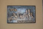 Bronzeplakette Burg Greifenstein 1988 BRD Burg Greifenstein Bronzeplake... 30,00 EUR  +  7,50 EUR shipping