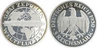 5 Reichsmark Zeppelin offizielle Neuprägung 1930 G /2004 Deutschland / ... 40,00 EUR  +  7,50 EUR shipping