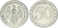 50 Pfennig 1939 B Deutschland / Drittes Reich Drittes Reich 50 Pfennig ... 85,00 EUR  +  7,50 EUR shipping