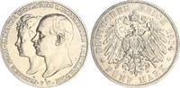 5 Mark 1904 A Kaiserreich / Mecklenburg-Schwerin Mecklenburg-Schwerin  ... 150,00 EUR  +  7,50 EUR shipping