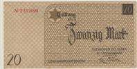 20 Mark Geldschein 1940 Deutschland / Polen / Getto Litzmannstadt Getto... 95,00 EUR  +  7,50 EUR shipping