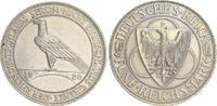 5 Reichsmark 1930 D Deutschland / Weimar 5 Reichsmark J.346 Rheinlandrä... 165,00 EUR  +  7,50 EUR shipping