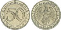 50 Pfennig 1939 G Deutschland / Drittes Reich Drittes Reich 50 Pfennig ... 85,00 EUR  +  7,50 EUR shipping